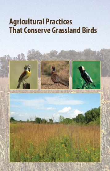 Agricultural Practices That Conserve Grassland Birds book cover